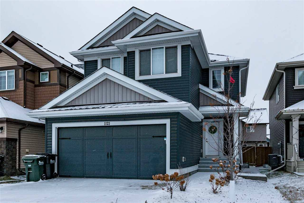 House for sale at 1121 Allendale Cres Sherwood Park Alberta - MLS: E4180964