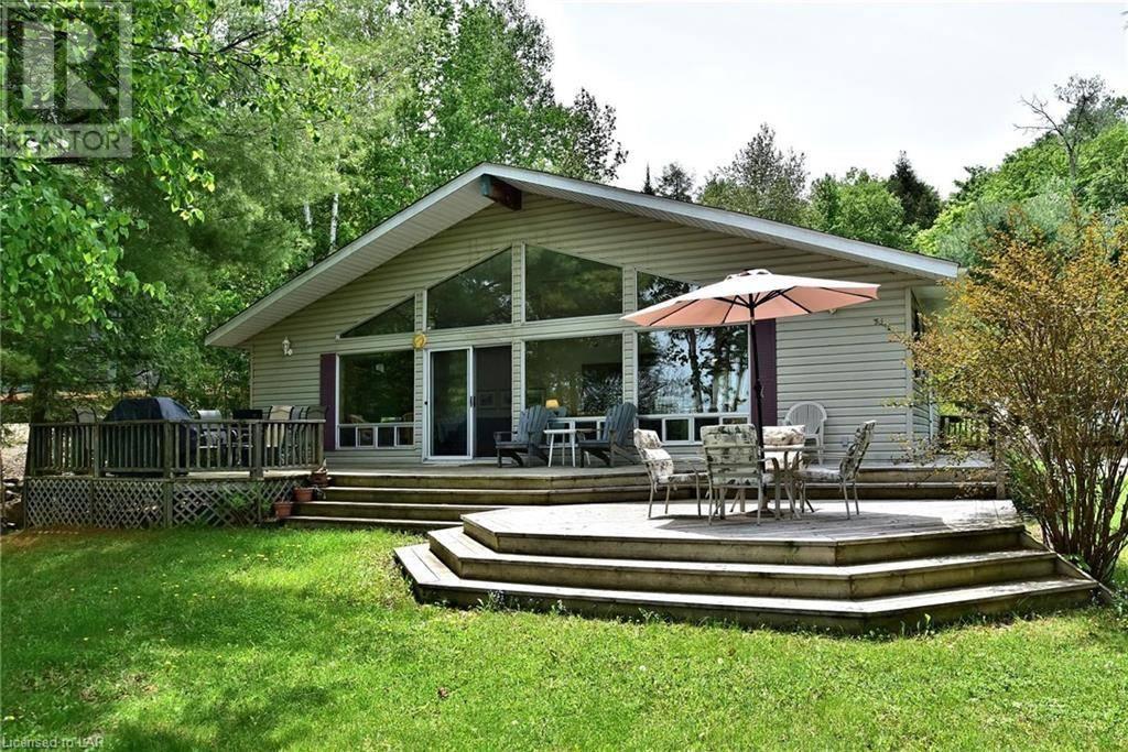 House for sale at 1121 Dunn Rd Haliburton Ontario - MLS: 202529