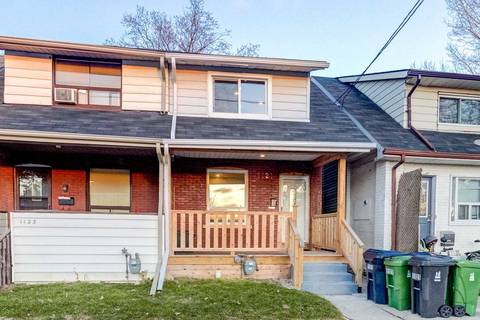 Townhouse for sale at 1121 Woodbine Ave Toronto Ontario - MLS: E4713515