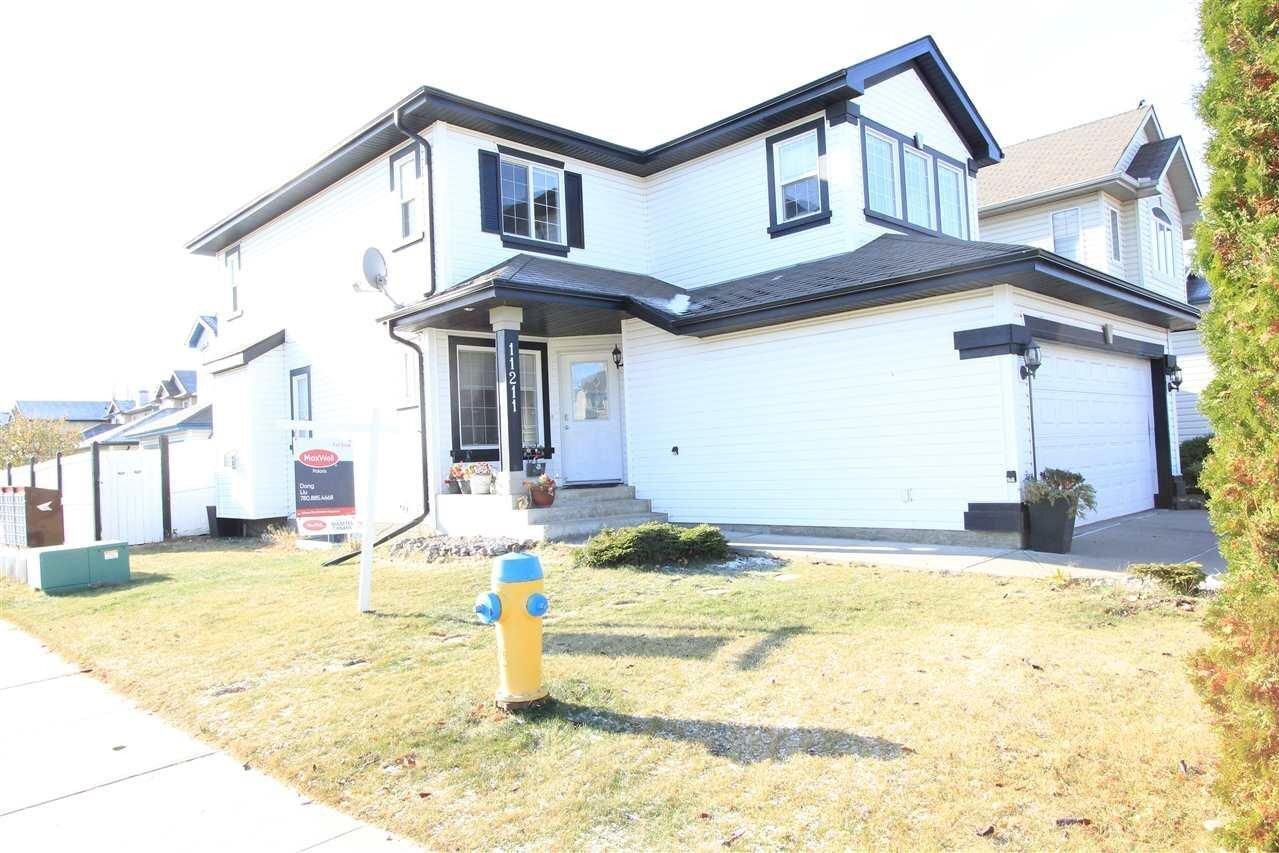 House for sale at 11211 11 Av SW Edmonton Alberta - MLS: E4219526