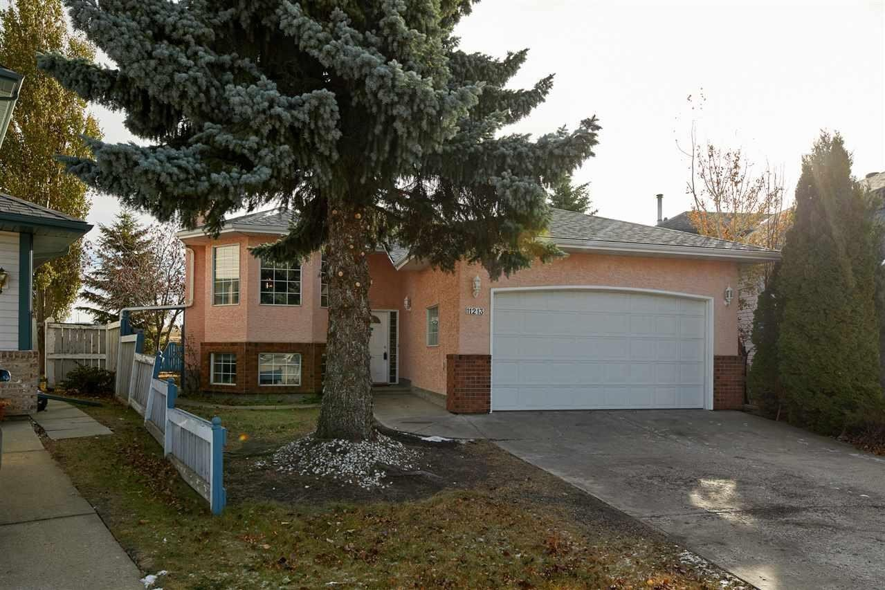 House for sale at 11213 8 Av NW Edmonton Alberta - MLS: E4219518
