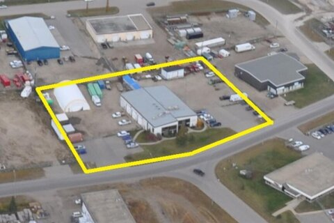 Commercial property for sale at 11218 89 Ave Grande Prairie Alberta - MLS: A1001366