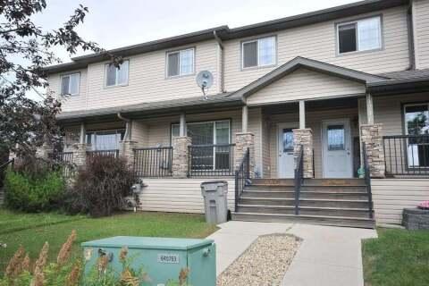 Townhouse for sale at 11218 Pinnacle Dr Grande Prairie Alberta - MLS: A1016303