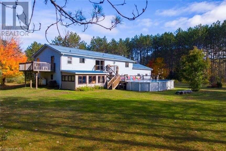 House for sale at 1122 Blairhampton Rd Minden Ontario - MLS: 40031508