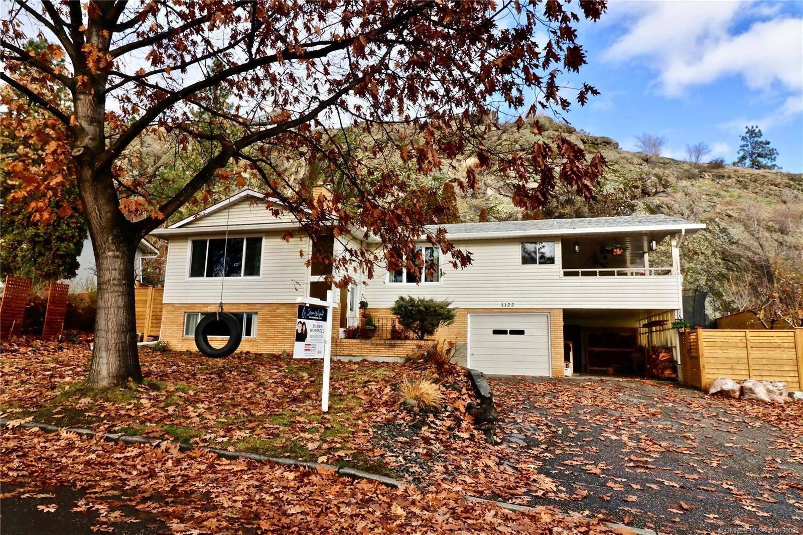 House for sale at 1122 Montrose Pl Kelowna British Columbia - MLS: 10195095