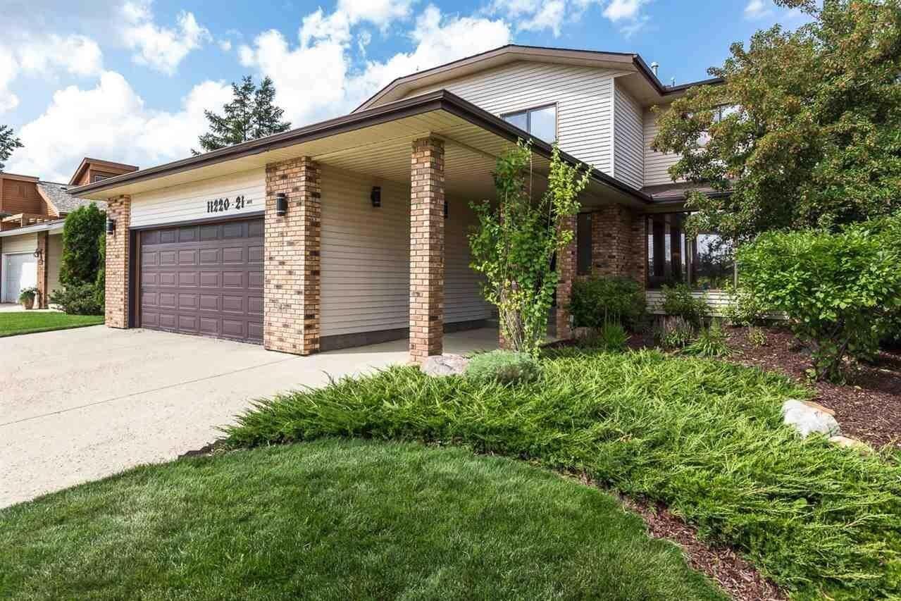 House for sale at 11220 21 Av NW Edmonton Alberta - MLS: E4197471