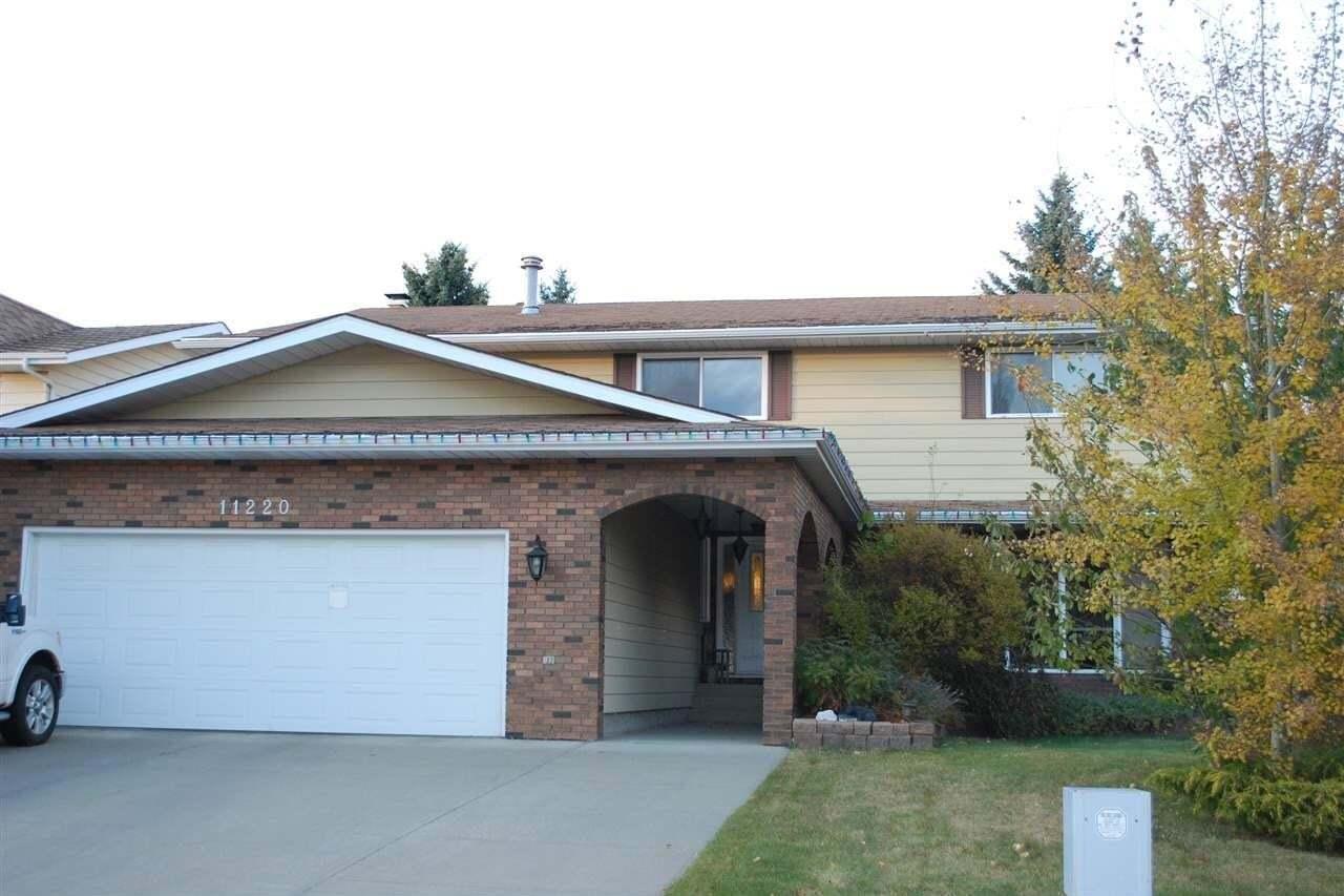 House for sale at 11220 24 Av NW Edmonton Alberta - MLS: E4218202