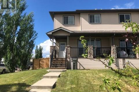 Townhouse for sale at 11220 69 Ave Grande Prairie Alberta - MLS: GP206040
