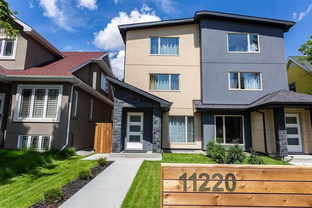 Townhouse for sale at 11220 72 Av NW Edmonton Alberta - MLS: E4208869