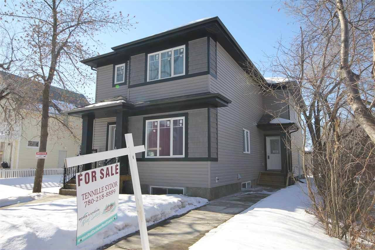 Townhouse for sale at 11222 92 St Nw Edmonton Alberta - MLS: E4179253