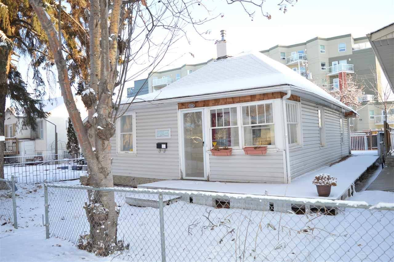 House for sale at 11223 84 St Nw Edmonton Alberta - MLS: E4181522