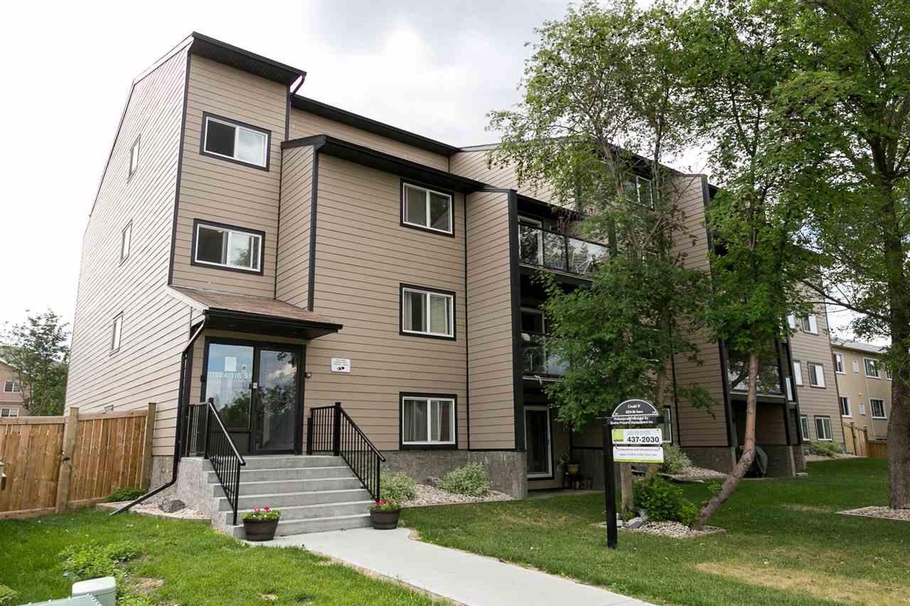 Buliding: 11224 116 Street, Edmonton, AB