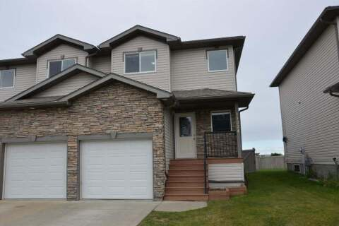 Townhouse for sale at 11224 71 Ave Grande Prairie Alberta - MLS: A1023028