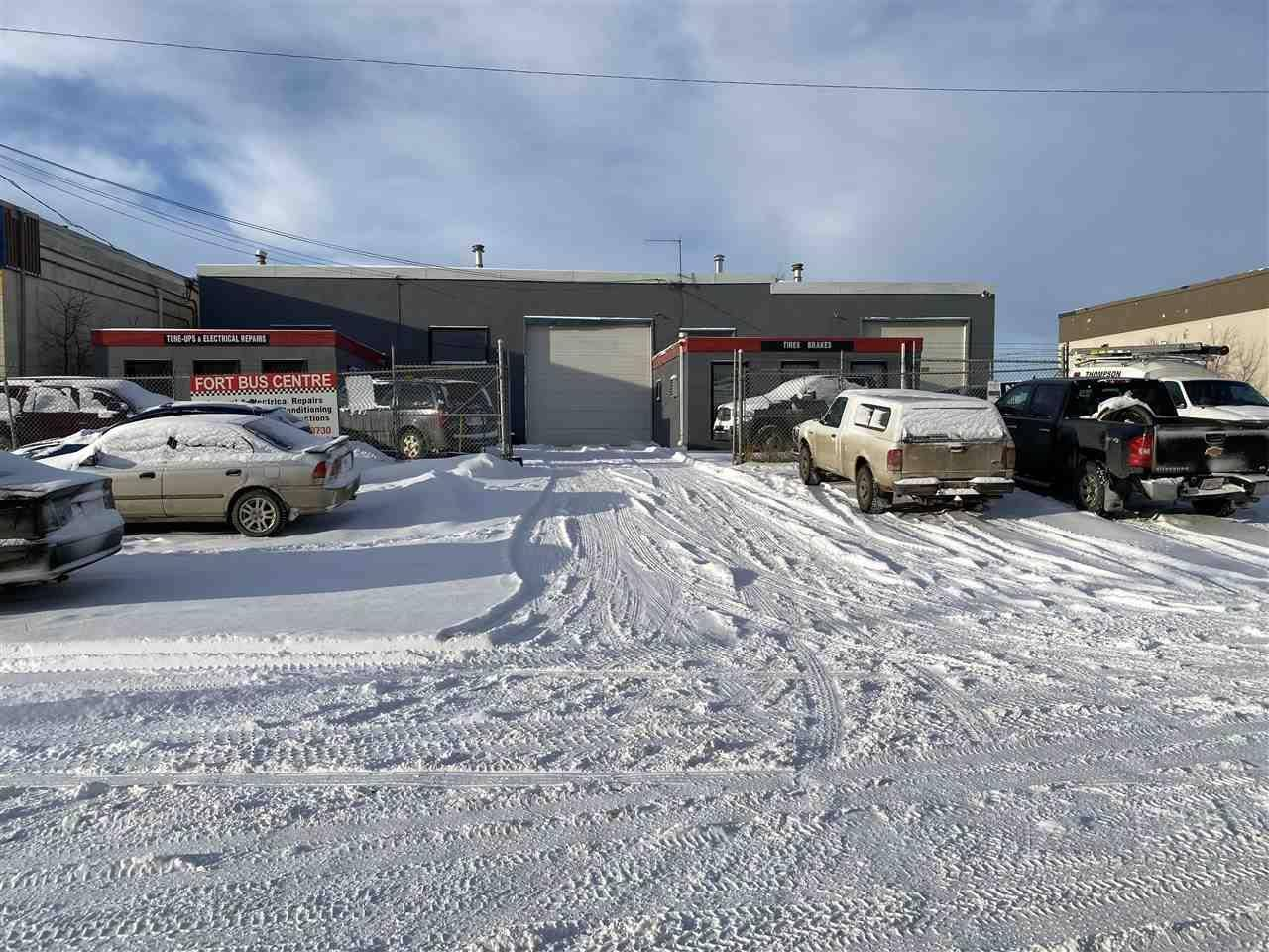 Commercial property for sale at 11228 87 Ave Fort Saskatchewan Alberta - MLS: E4183574