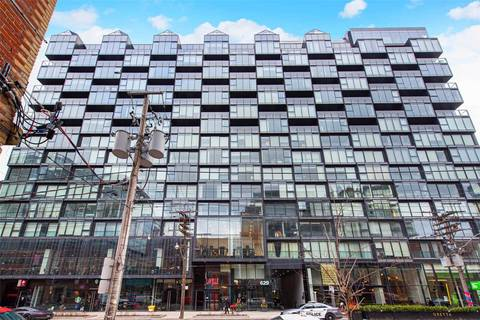 Apartment for rent at 629 King St Unit 1123 Toronto Ontario - MLS: C4700012
