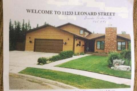 House for sale at 11233 Leonard  St Grande Cache Alberta - MLS: A1007295