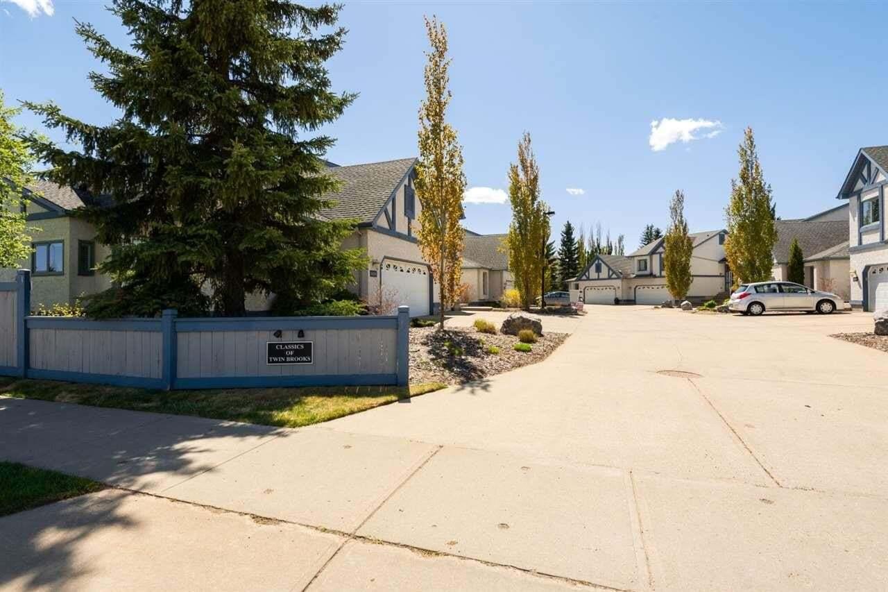 Townhouse for sale at 11235 12 Av NW Edmonton Alberta - MLS: E4198484