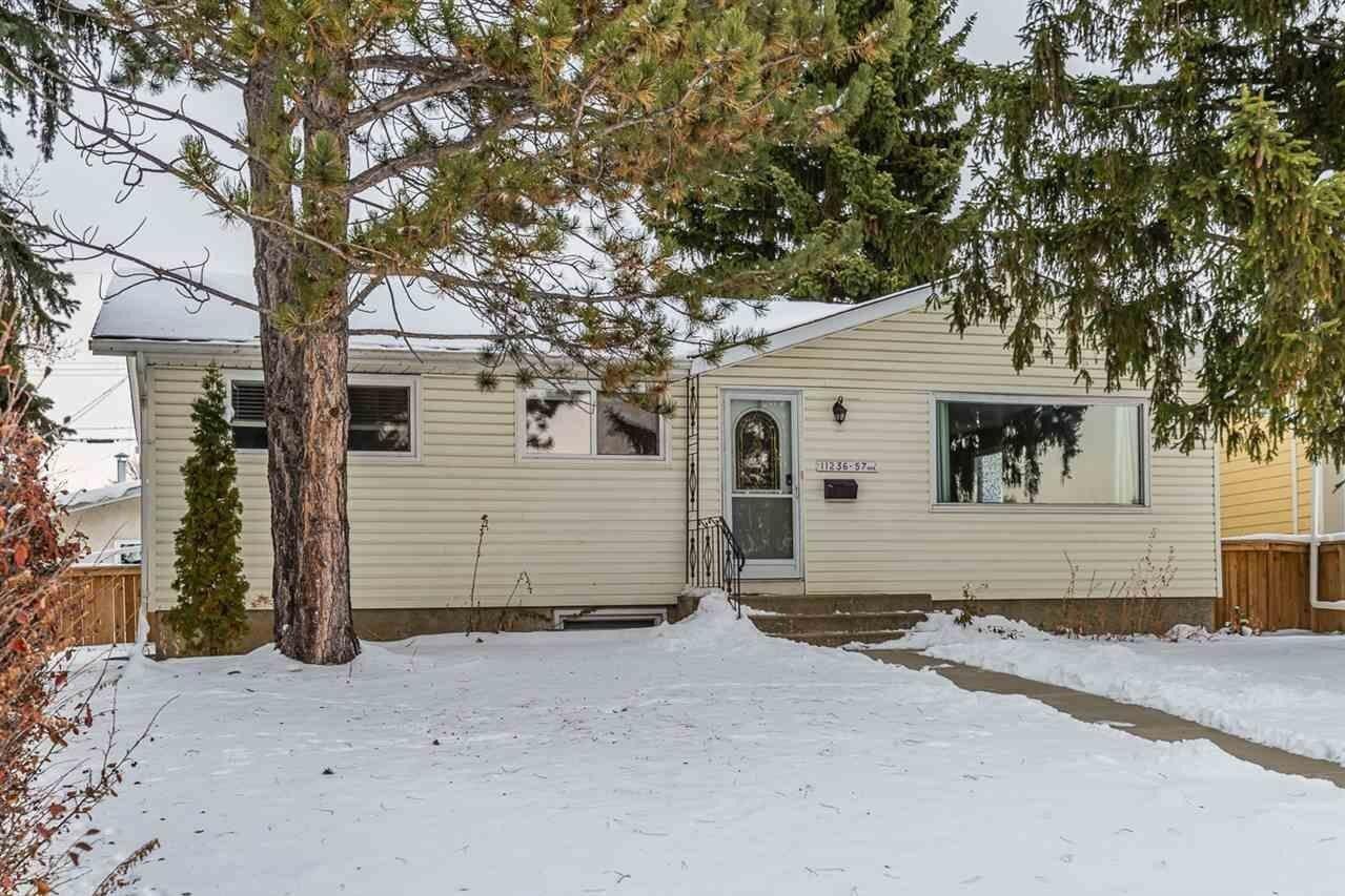 House for sale at 11236 57 Av NW Edmonton Alberta - MLS: E4221028