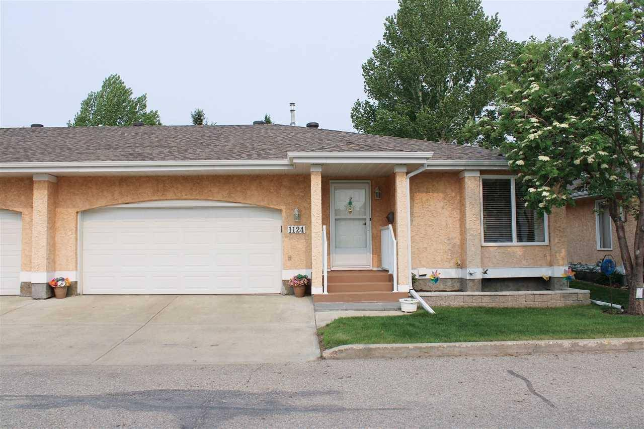 Townhouse for sale at 1124 105 St Nw Edmonton Alberta - MLS: E4178713