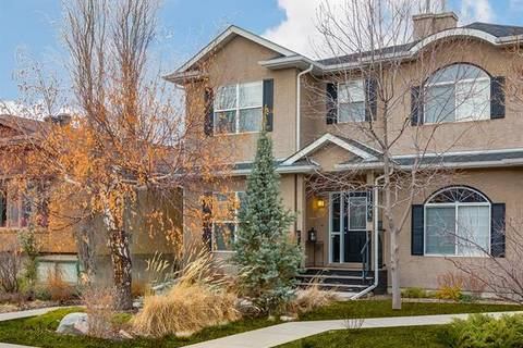 Townhouse for sale at 1124 21 Ave Northwest Calgary Alberta - MLS: C4239321