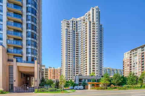 Apartment for rent at 500 Doris Ave Unit 1124 Toronto Ontario - MLS: C4696873