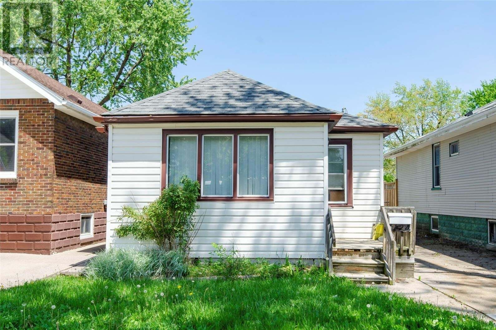 House for sale at 1124 Ford  Windsor Ontario - MLS: 20005872
