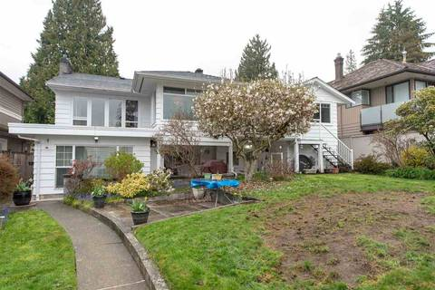 House for sale at 1124 Haywood Ave West Vancouver British Columbia - MLS: R2355596