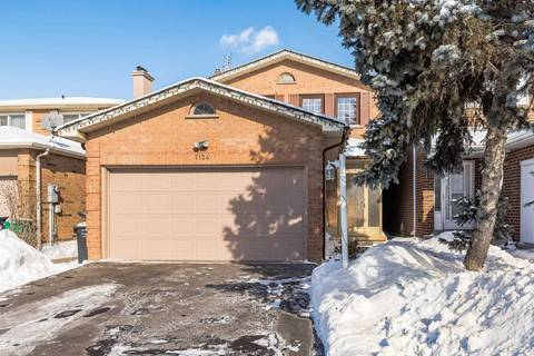 House for sale at 1124 Highgate Pl Mississauga Ontario - MLS: W4377069