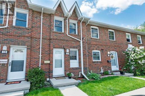 Townhouse for sale at 1124 Southdale Rd East London Ontario - MLS: 198373