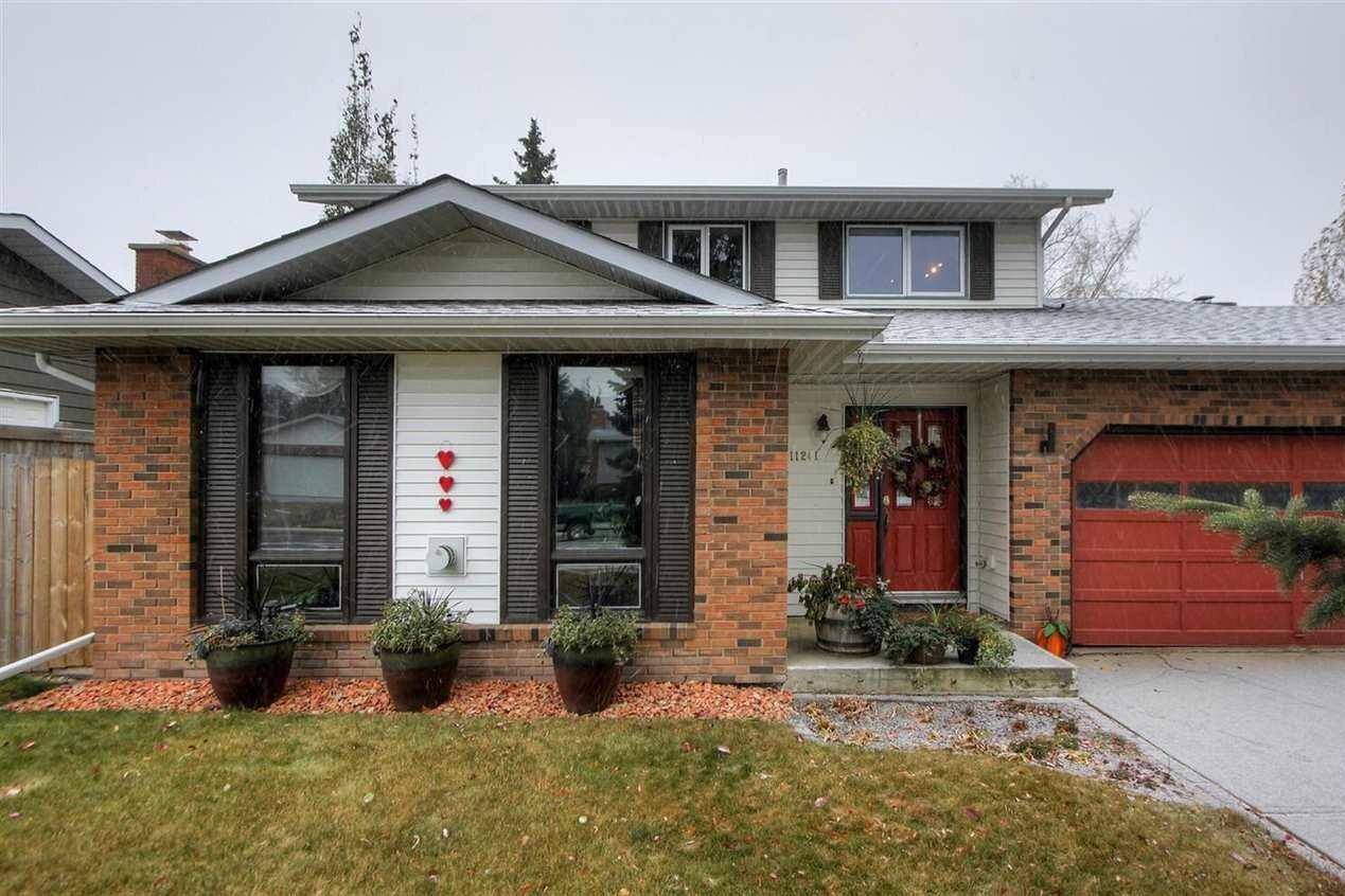 House for sale at 34 A Av NW Unit 11241 Edmonton Alberta - MLS: E4218755