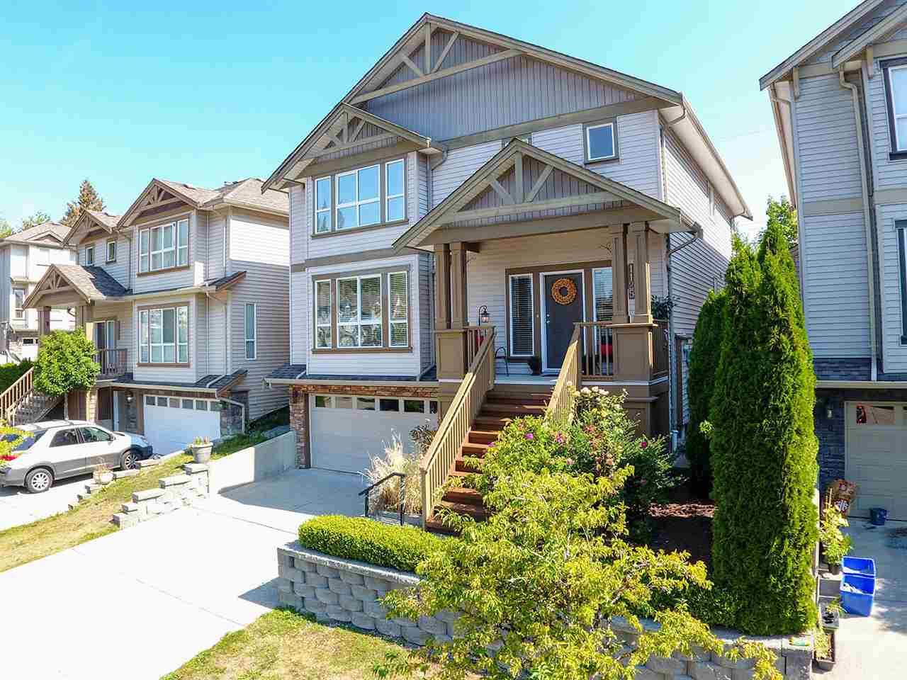 For Sale: 1125 - 11497 236 Street, Maple Ridge, BC | 4 Bed