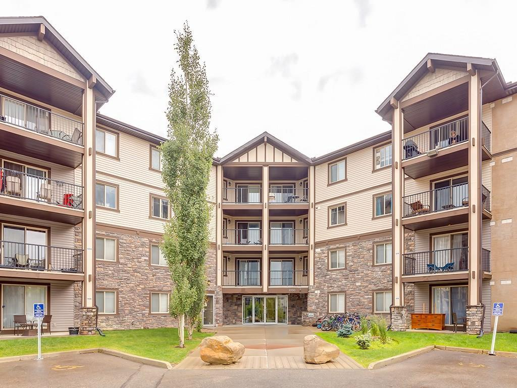 Sold: 1125 - 60 Panatella Street Northwest, Calgary, AB