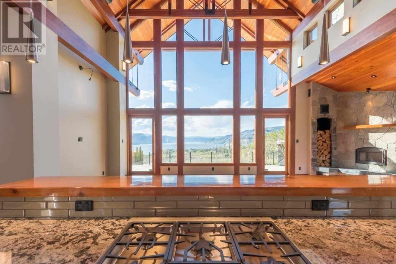 House for sale at 1125 Rounds Rd Naramata British Columbia - MLS: 180758