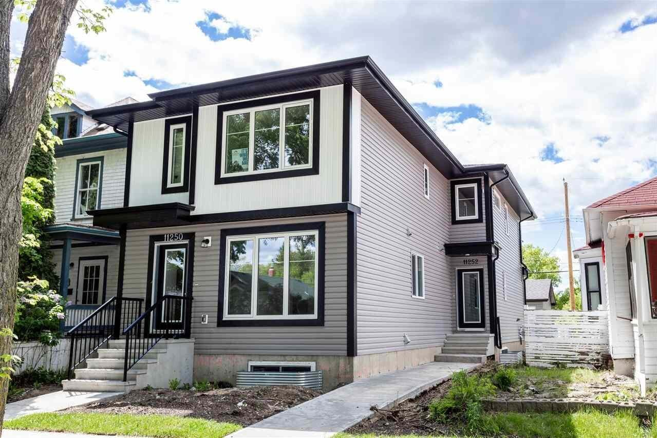 House for sale at 11252 93 St NW Edmonton Alberta - MLS: E4208944