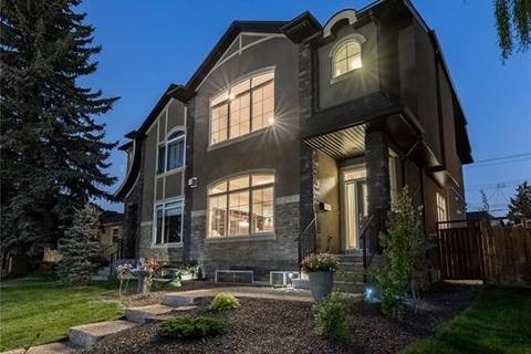 Townhouse for sale at 1126 17 Ave Northwest Calgary Alberta - MLS: C4248547