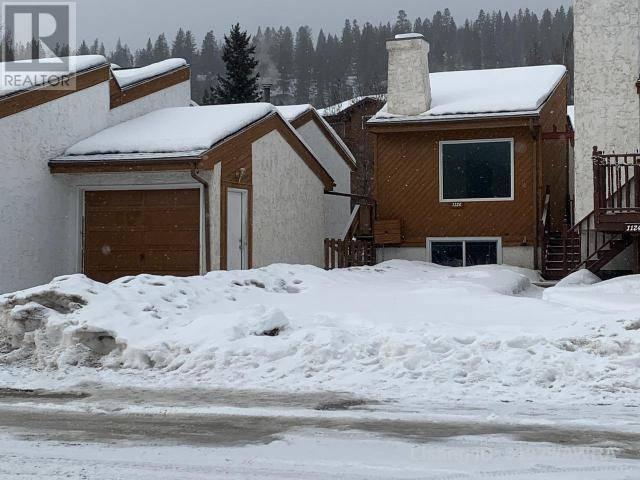 Townhouse for sale at 1126 Cabin Creek Dr Jasper Alberta - MLS: 51929