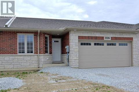 Townhouse for sale at 1126 Nightfall  Windsor Ontario - MLS: 19015986