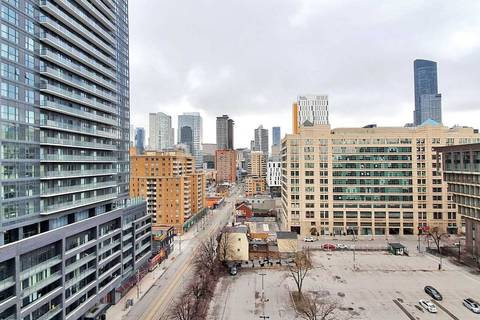Apartment for rent at 251 Jarvis St Unit 1127 Toronto Ontario - MLS: C4728186