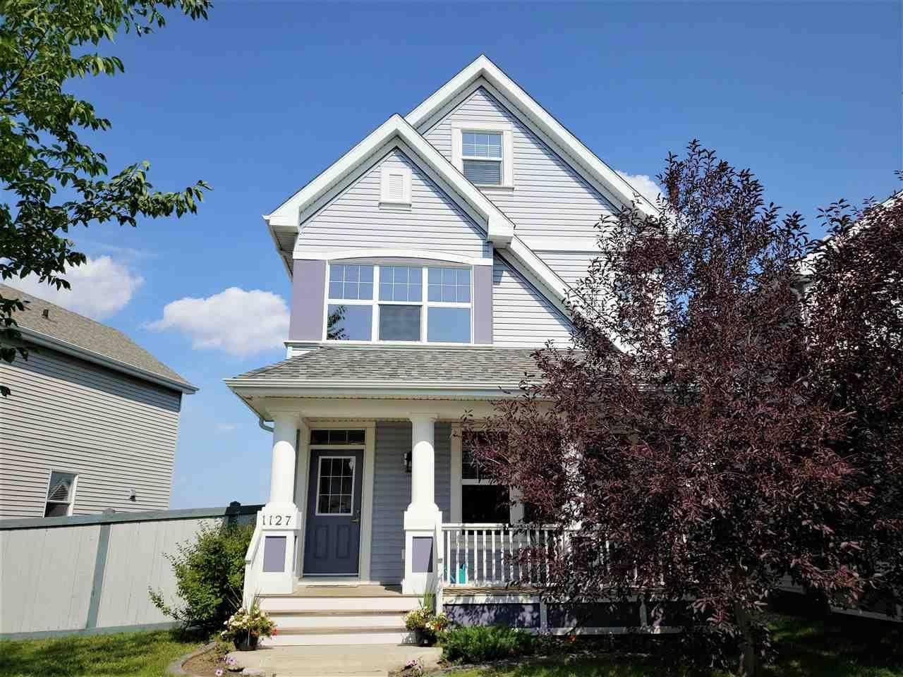 House for sale at 1127 74 St Sw Edmonton Alberta - MLS: E4169069
