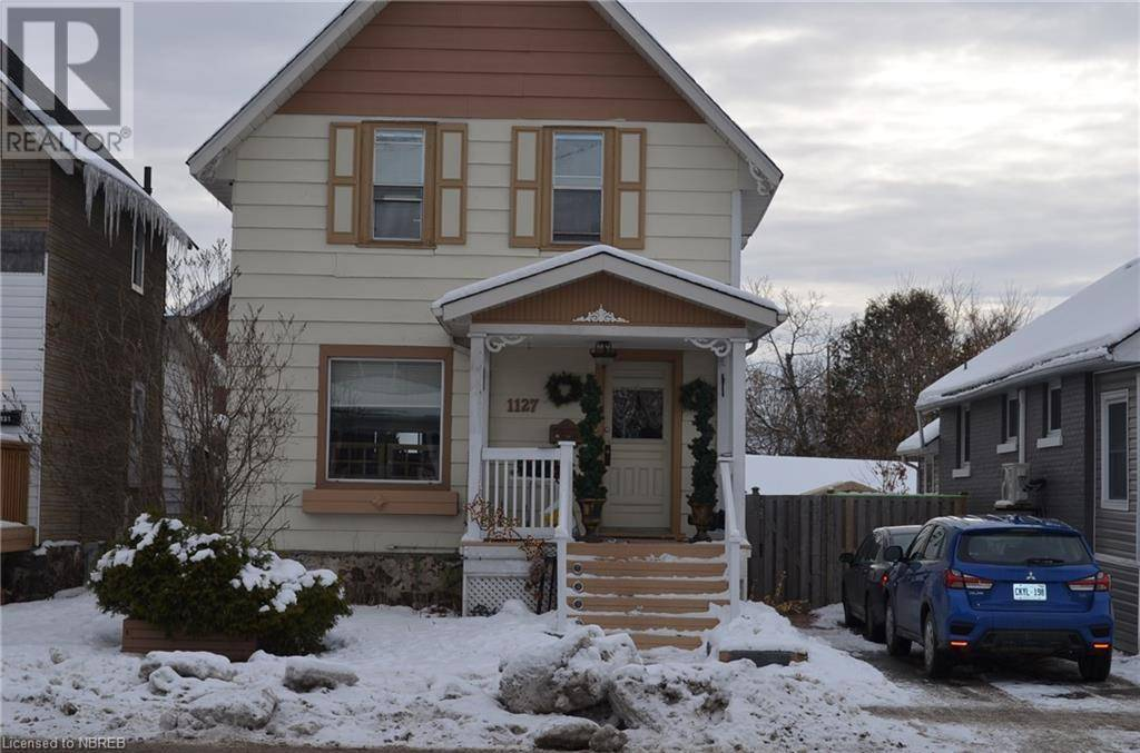 House for sale at 1127 Cassells St North Bay Ontario - MLS: 235404