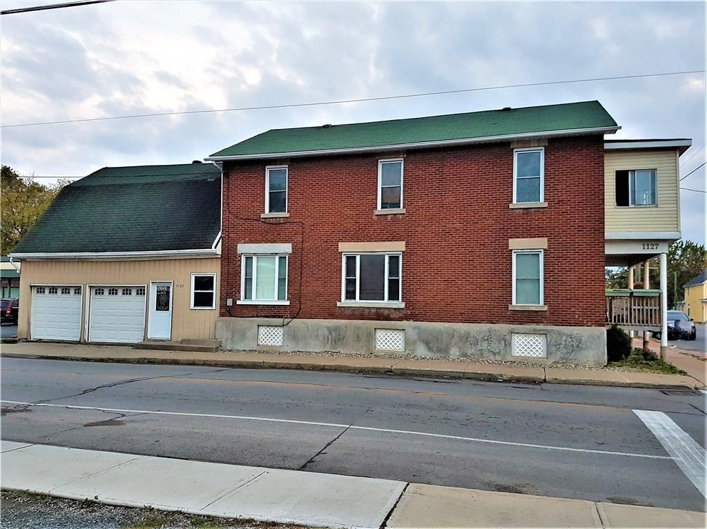 For Sale: 1127 Concession Street, Russell, ON | 0 Bath Townhouse for $325,000. See 4 photos!