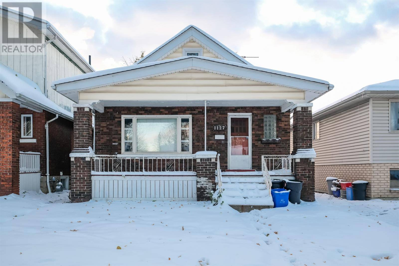 House for sale at 1127 Josephine  Windsor Ontario - MLS: 19028476