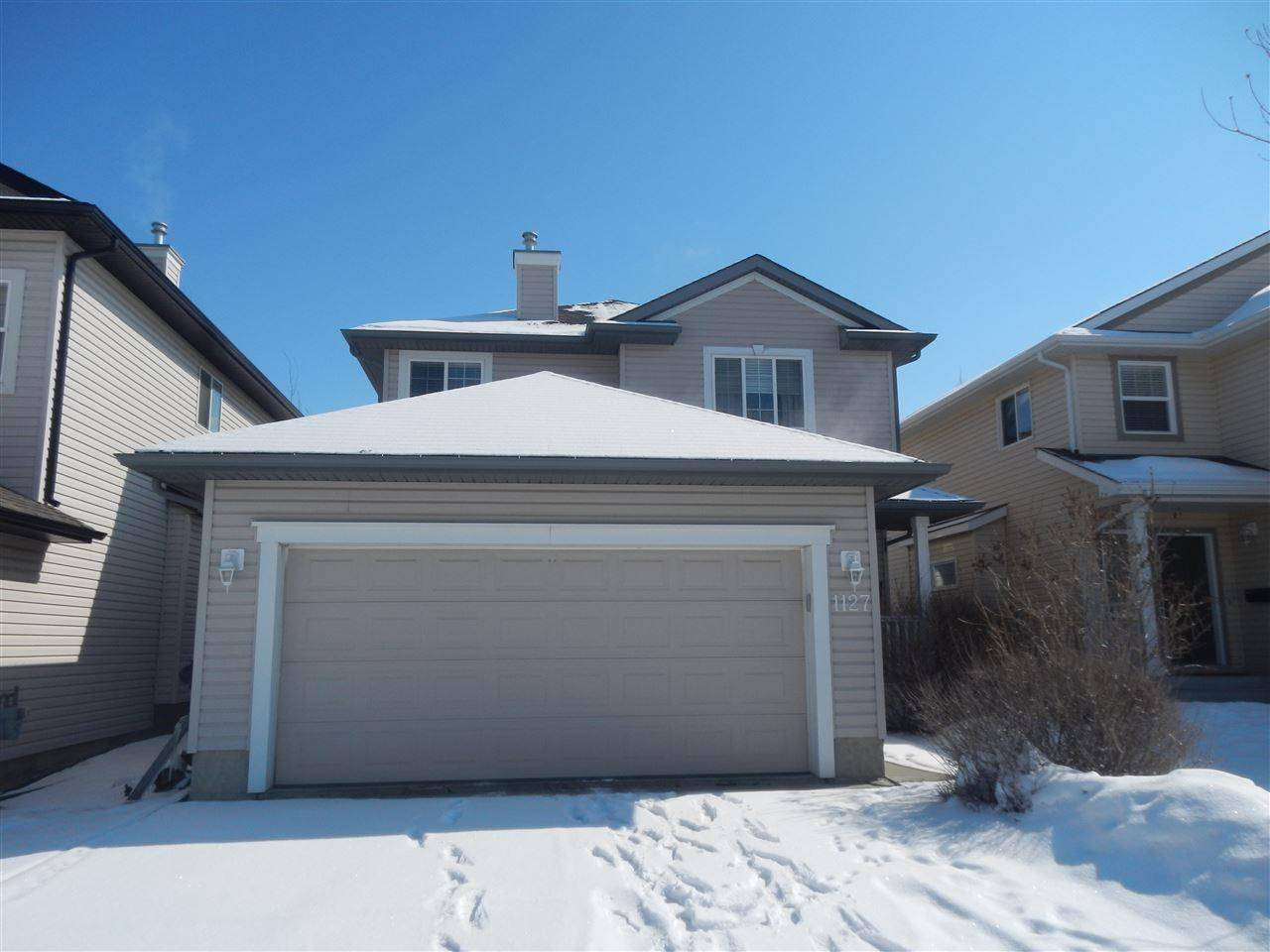 House for sale at 1127 Mcallister Ct Sw Edmonton Alberta - MLS: E4194101