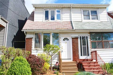 Townhouse for sale at 1128 Gerrard St Toronto Ontario - MLS: E4484179