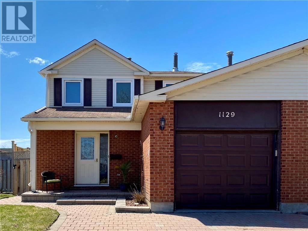 House for sale at 1129 Burgundy Ln Ottawa Ontario - MLS: 1185377
