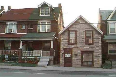 House for sale at 1129 Dufferin St Toronto Ontario - MLS: W4772942