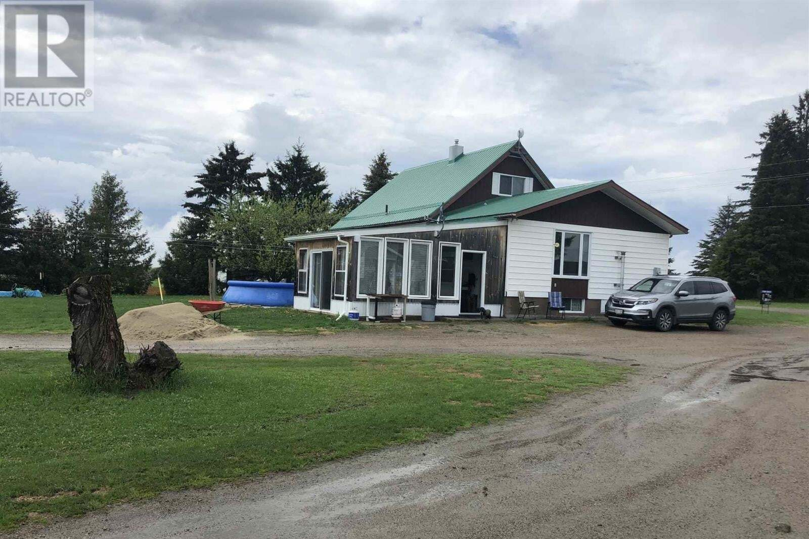 Home for sale at 1129 Hopkins Rd Iroquois Falls Ontario - MLS: TM200320