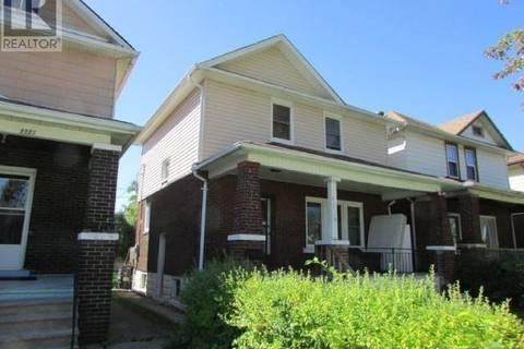 House for sale at 1129 Oak  Windsor Ontario - MLS: 19019750