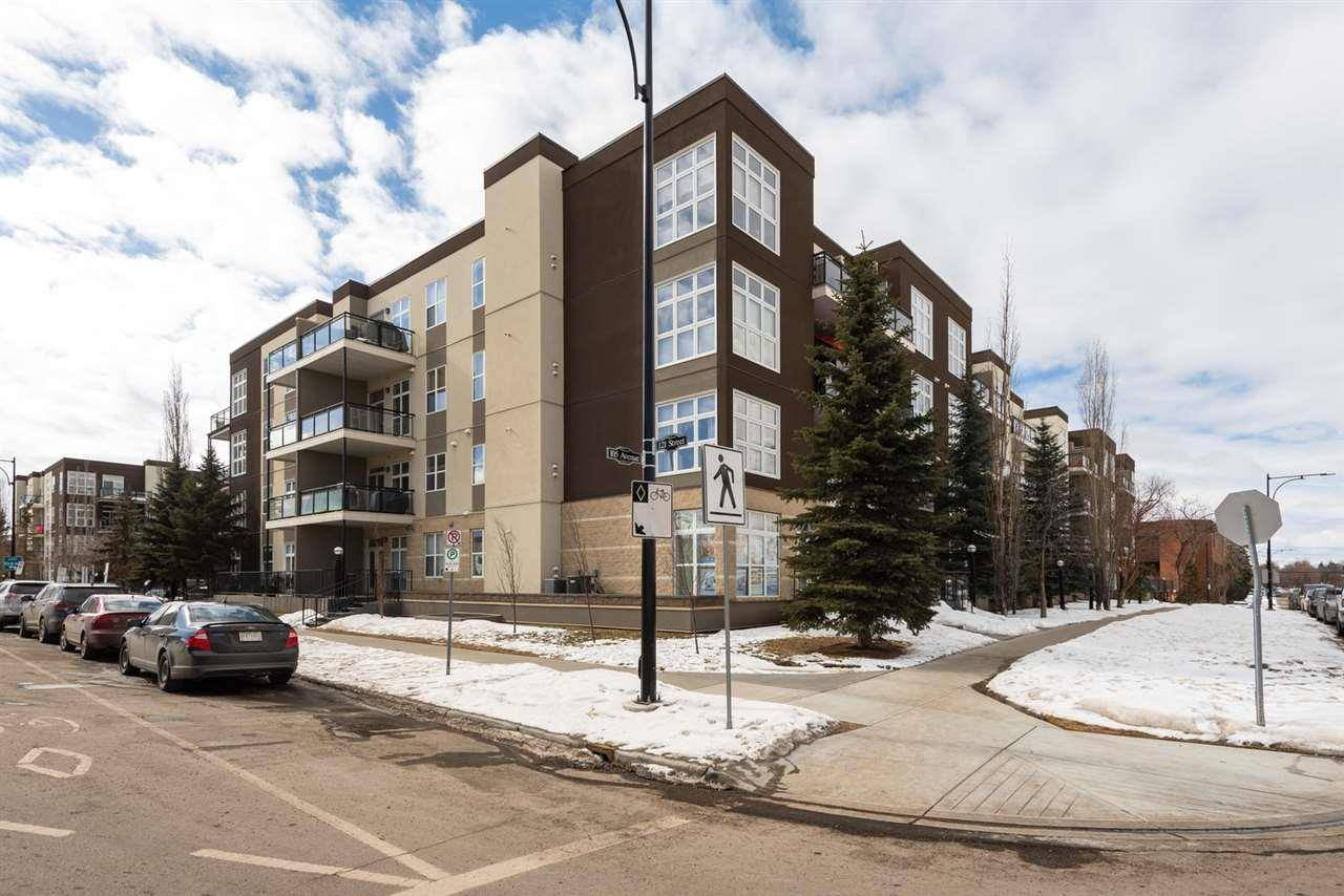 Commercial property for sale at 10411 122 St Nw Unit 113 Edmonton Alberta - MLS: E4191102