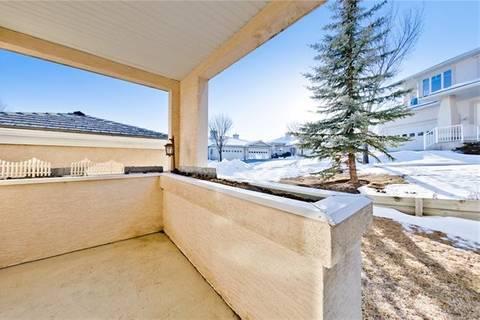 Condo for sale at 108 Edgeridge Te Northwest Unit 113 Calgary Alberta - MLS: C4286332